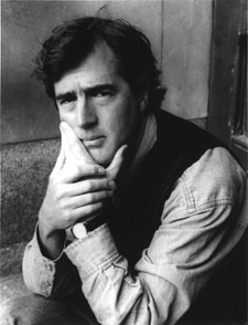 Sebastian Barry; photo by Jerry Bauer