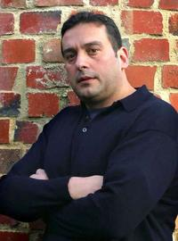 Christos Tsiolkas photo by  Cathryn Tremain for The Age
