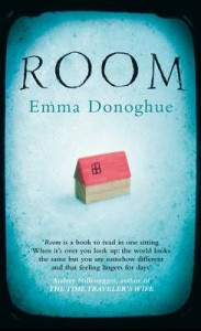 Cover image of Room by Emma Donoghue