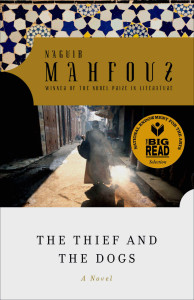 Cover image of The Thief and the Dogs by Naguib Mahfouz
