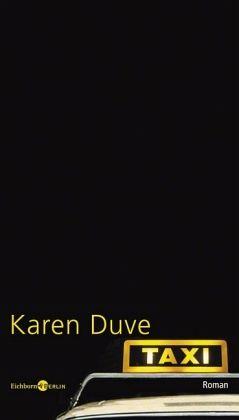 Taxi by Karen Duve