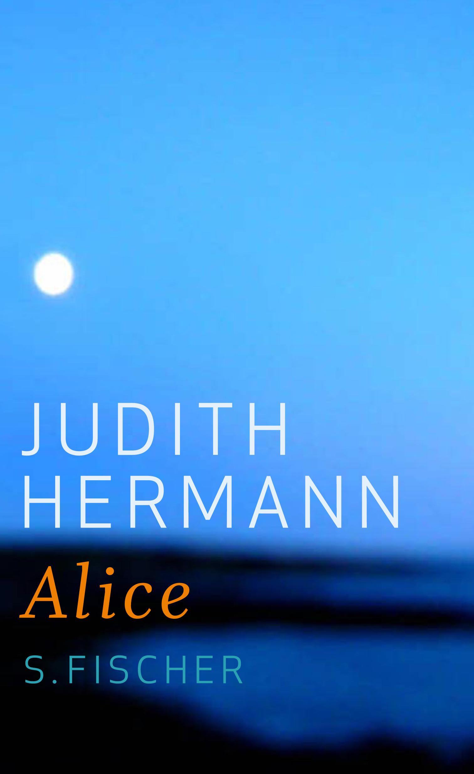 Alice von Judith Hermann