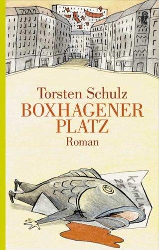 Boxhagener Platz von Torsten Schulz